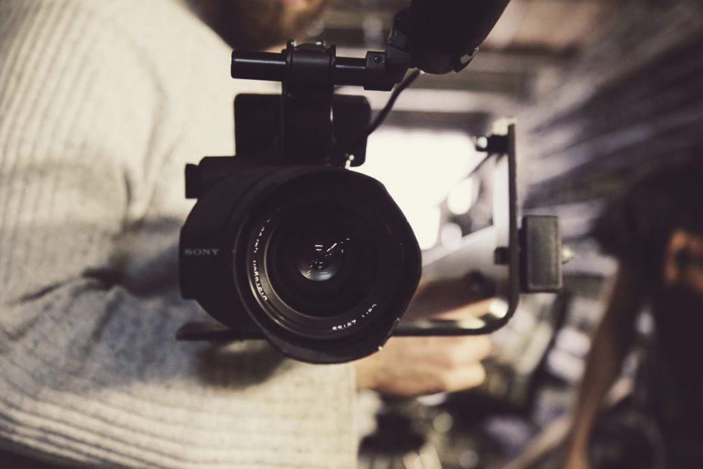 Preparing for a Film Shoot